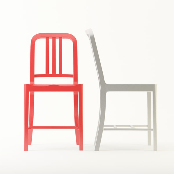 navy chair max
