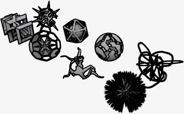 3d artifact