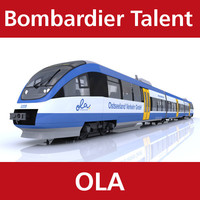 BR643 Talent of Ostseeland Verkehr