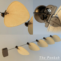 fan (the punkah)
