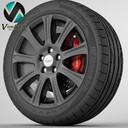 wheel Volvo S60 9