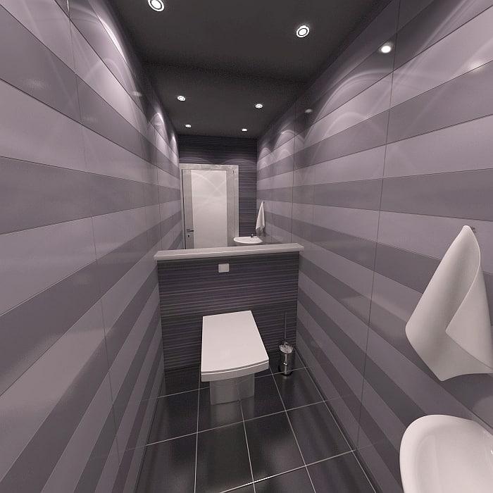 3dsmax town wc