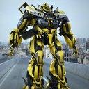Hummer H2 SUT Transformer / Autobot Yellow - Rigged