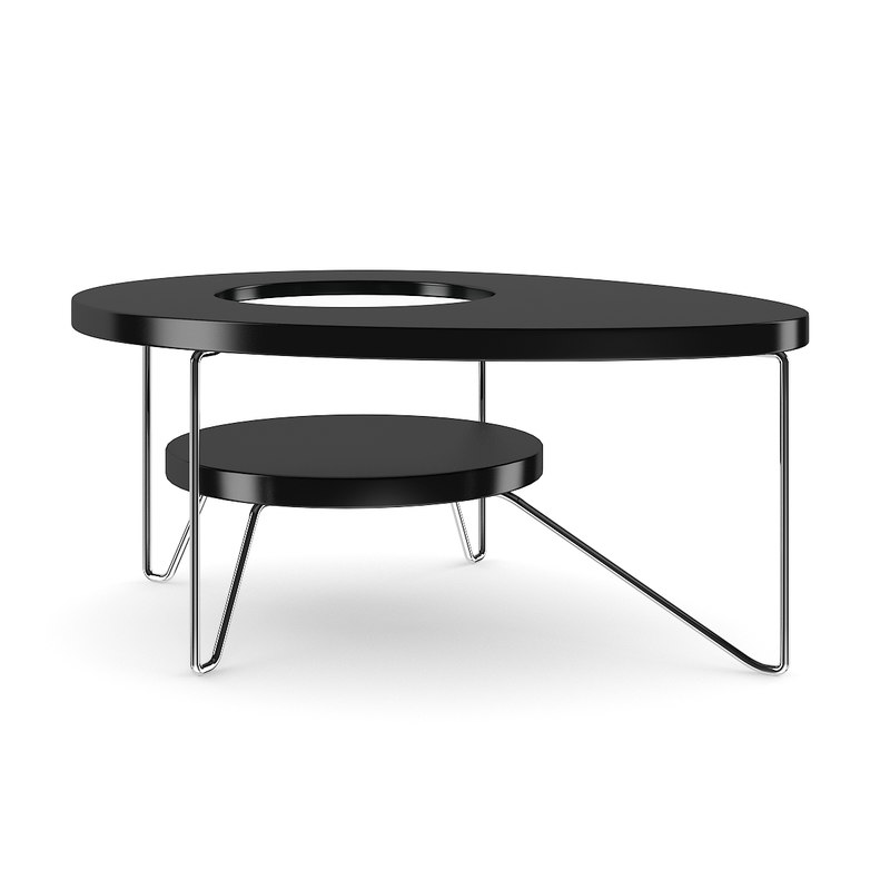 modern coffee table max