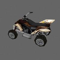 atv 3d model
