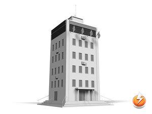 generic building obj