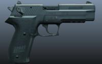 Hand Gun 22 Calibre