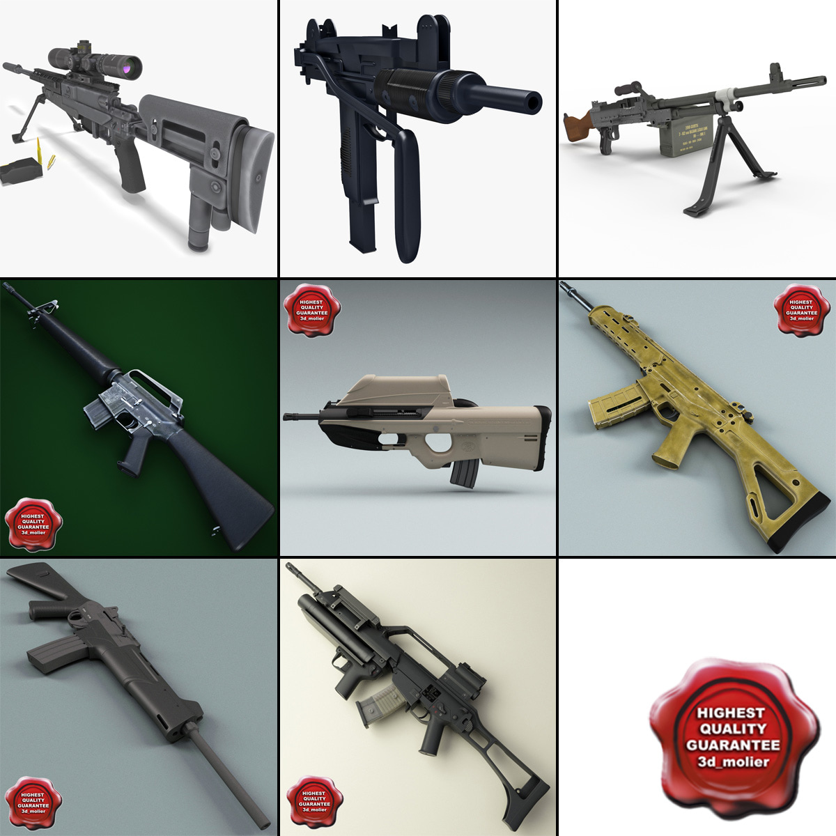machine guns 2 3ds