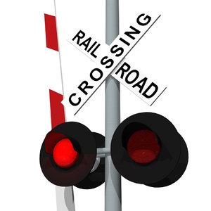 red sign 3d c4d