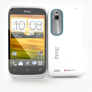 htc desire x white 3ds