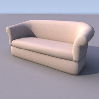 sofa armchair 3ds free