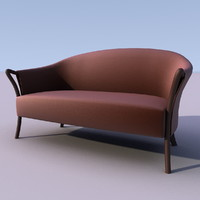 chair sofa 3d 3ds