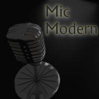 Microphone Modern