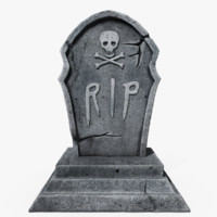scary gravestone 3ds