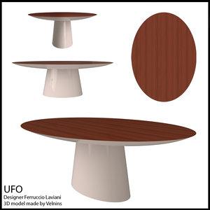 3d ufo design ferruccio
