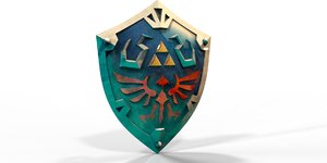 set skyward sword shield ma