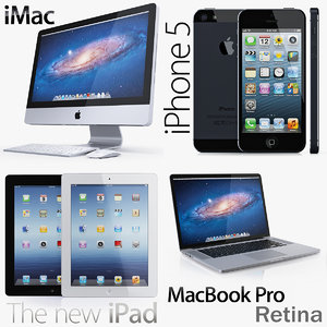 x apple iphone ipad 2012