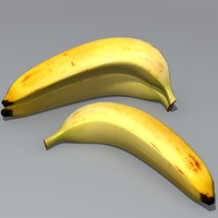 banana fruit 3ds