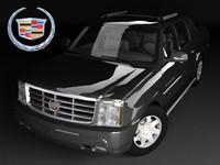 Cadillac Escalade EXT Mk2