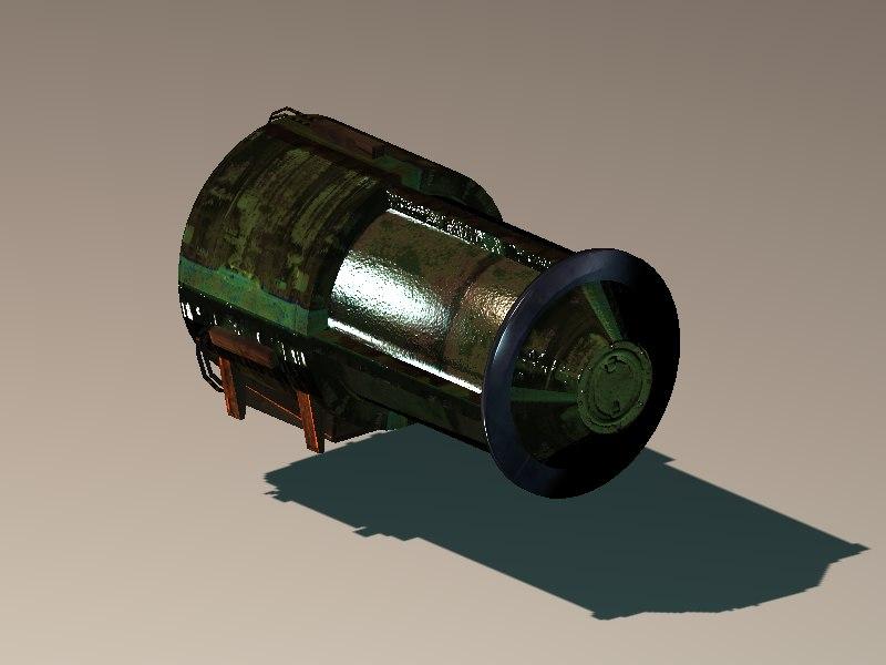 component 3d model