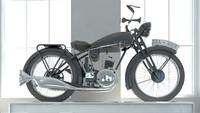 NSU Motorcycle 1931