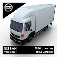 Nissan Atleon 2004