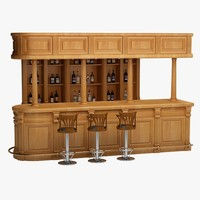 Bar counter018