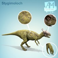 dinosaur bernissartensis max