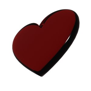 jumping heart loader 3d max