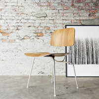 rhino eames dining chair metal