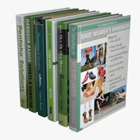 green books 3d max