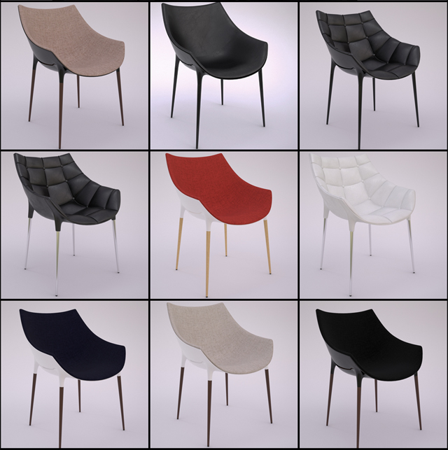 passion cassina chair max