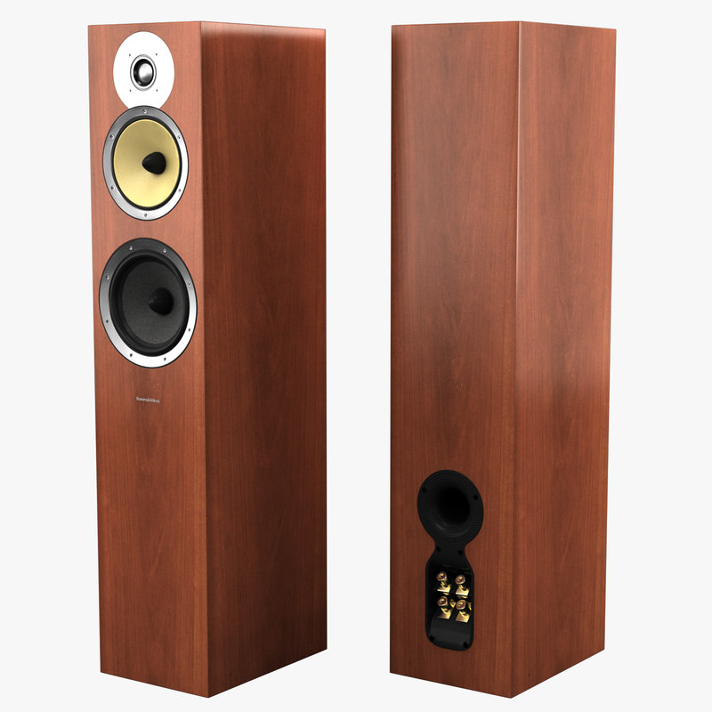 Bowers Wilkins Speakers >> Bowers Wilkins Speaker 3d Model