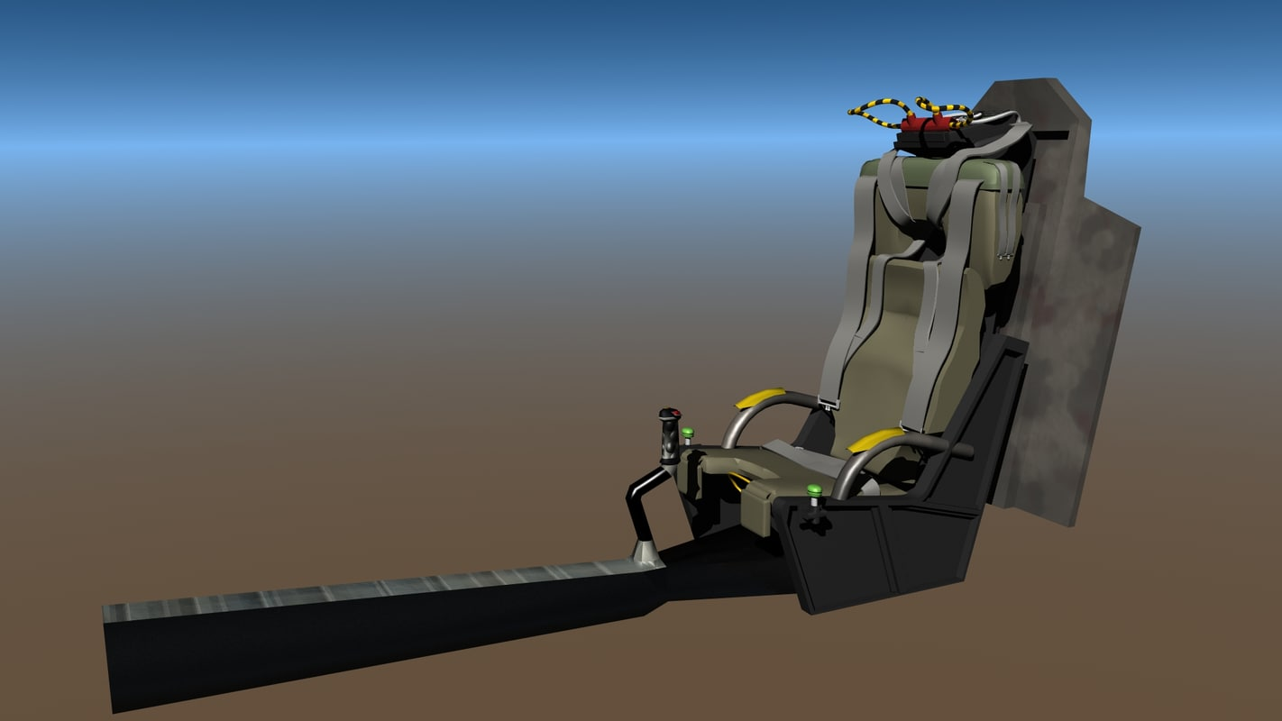3d ejecter seat