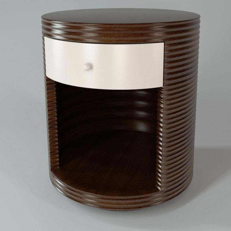 cenrury furniture i19 225 3d model