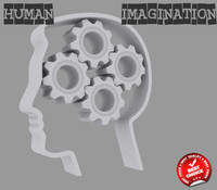 3d imagination creativity