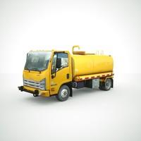 Isuzu NPR Water Tanker