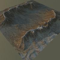 Highland Terrain HD2D