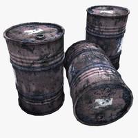max rusty barrels