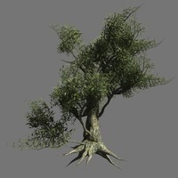 3ds max olive tree