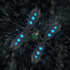 star fighter 3d model
