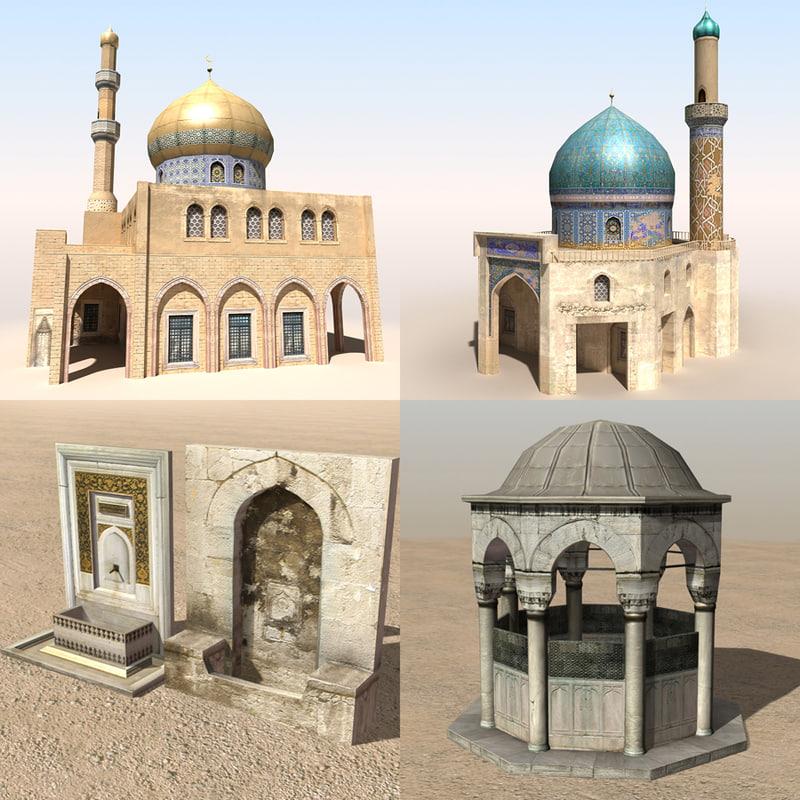 mosques environments 2 max
