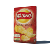 Crisps Ready salted