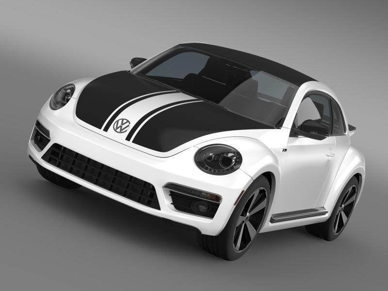 c4d beetle gsr 2013 volkswagen