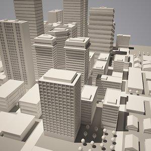 cityscape simple max