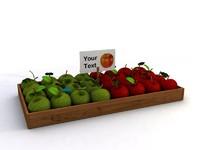 fruit baskets model