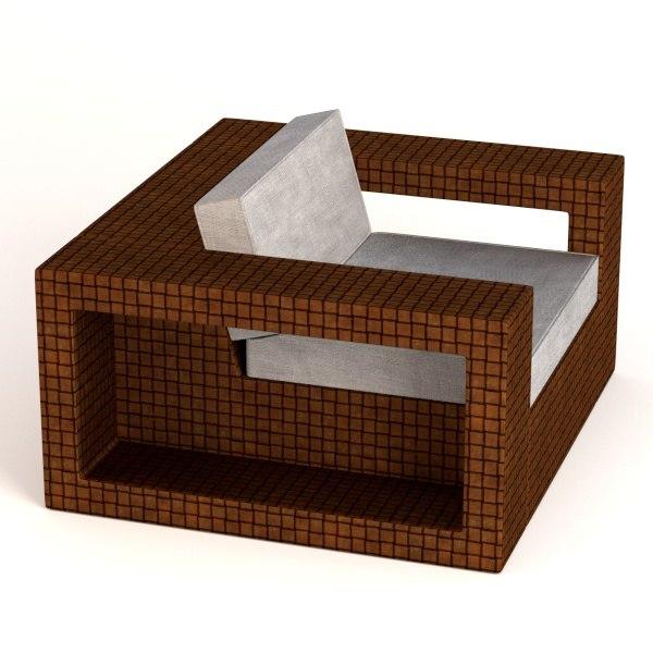 obj garden furniture chair