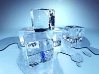 ice cubes c4d free