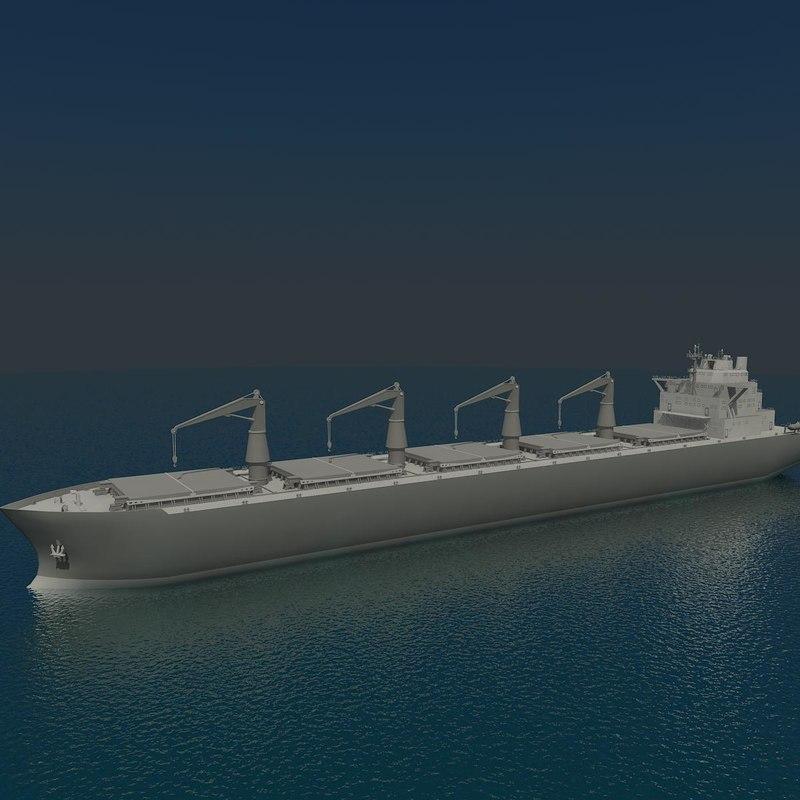 bulk grain carrier max