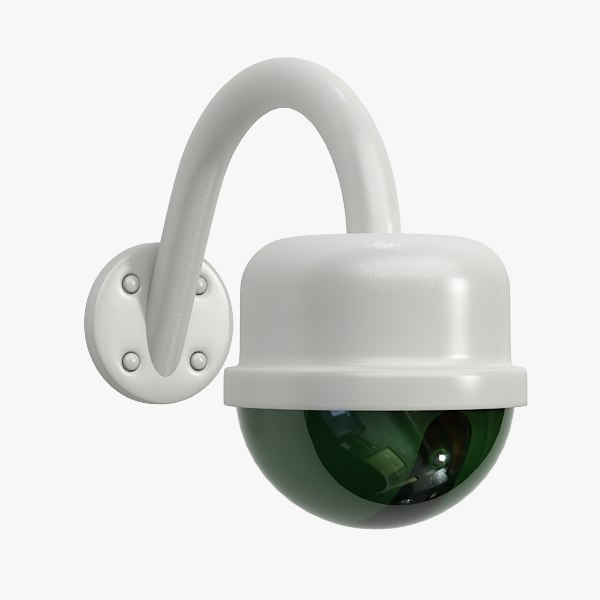 3ds max security camera